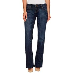 Kut from the Kloth Natalie high rise bootcut • 14